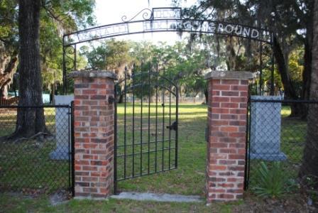 1850's Burying Grounds